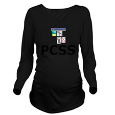 PCSS Long Sleeve Maternity T-Shirt