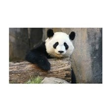 panda3 Wall Decal