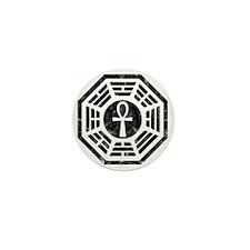 Ankh Dharma Mini Button