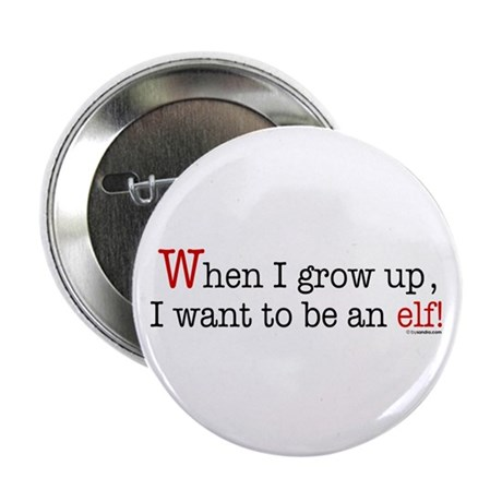 ... an elf Button