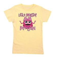 megan-g-monster Girl's Tee