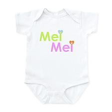 Mei Mei Pastel Infant Bodysuit