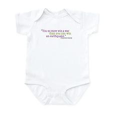 Earthquake Infant Bodysuit
