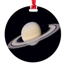 Saturn Planet Christmas Tree