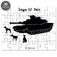 DOGS OF WAR Puzzle