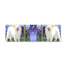 4-purplecup copy Car Magnet 10 x 3
