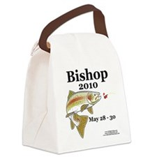 bishop 2010 Canvas Lunch Bag