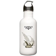 Sleeping Golden Dragon Water Bottle