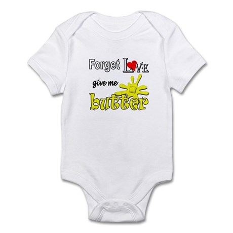 Give Me Butter Infant Bodysuit