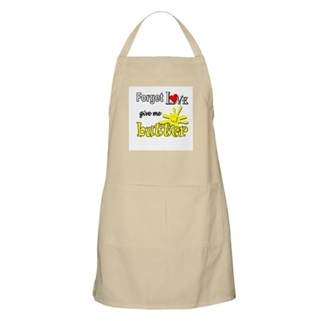 Give Me Butter BBQ Apron