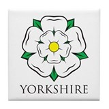 Yorkshire Rose coaster