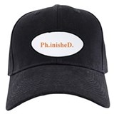 Ph.inisheD. Cap