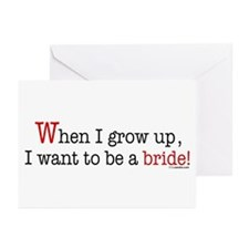 ... a Bride Greeting Cards (Pk of 10)