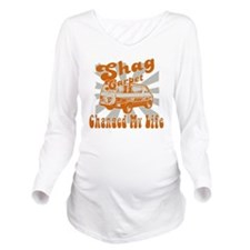 SHAGVAN2 Long Sleeve Maternity T-Shirt