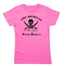 Pirates Girl's Tee