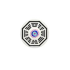 Dharma Oc Mini Button