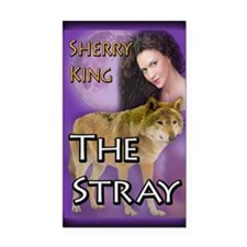 The Stray Greeting Card Rectangle Car Magnet