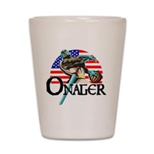 Onager Team Carbo Shot Glass