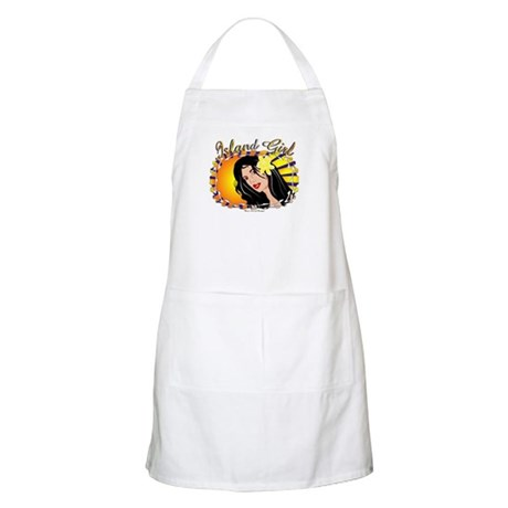 Island Girl BBQ Apron