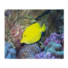 Fish2-MP Throw Blanket