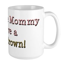 nursemommy_codebrown1 Mug