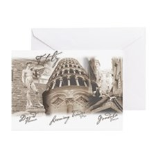 Italy Montage Greeting Cards (Pk of 10)