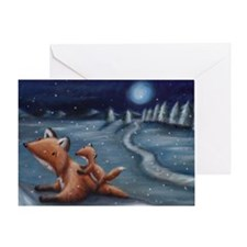 Cub spread 10 Greeting Card