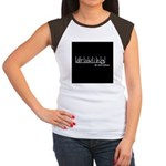 Drawing - My Anti-Drug Women's Cap Sleeve T-Shirt