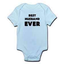BEST HUSBAND EVER Body Suit