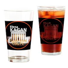 Kagan2 B Shirt Drinking Glass
