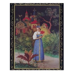 Fairytale Maiden Unframed Print