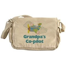 grandpas copilot Messenger Bag