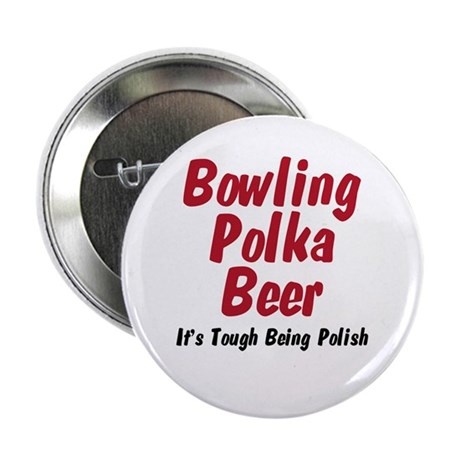 I'm Polish Button