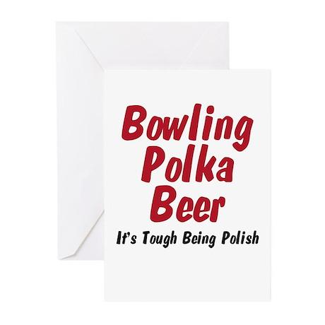 I'm Polish Greeting Cards (Pk of 10)