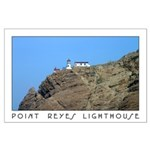 Posters of Lighthouses - Point Reyes Lighthouse