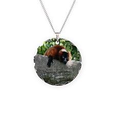 lemur-Cstr Necklace