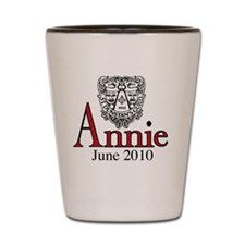 Annie travel mug Shot Glass