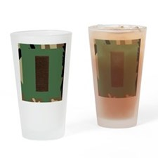 USAF-2Lt-Mousepad-Woodland Drinking Glass
