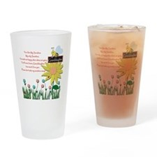 You Are My Sunshine Grandaughter Drinking Glass