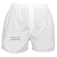 World's Best Girlfriend - Boxer Shorts