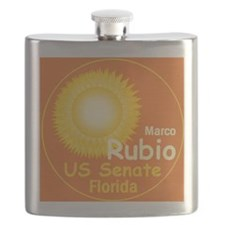 Rubio2 B Card Flask