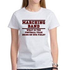 Football Team on Our Field Tee