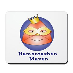 Hamentashen Maven Mousepad