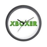 Funny Geek Wall Clock