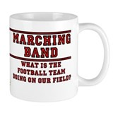 Football Team on Our Field Coffee Mug