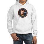 Little Rock SWAT Hooded Sweatshirt
