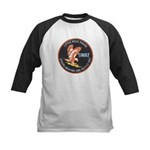 Little Rock SWAT Kids Baseball Jersey