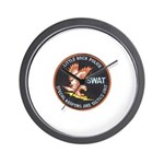 Little Rock SWAT Wall Clock