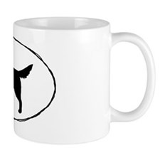 goldenretrieversticker Mug