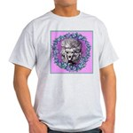 Gray Poodle Ash Grey T-Shirt